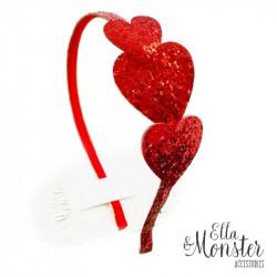 RED HEART HAARREIFEN BOW...