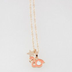 FLAMINGO NECKLACE – 6'ER PACK